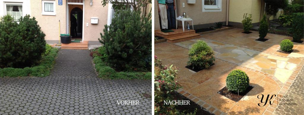 Gartenbau Ottobrunn bei München – Yusuf Koparan Gartengestaltung ...